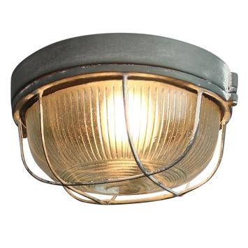 Plafondlamp Lauren E27 max. 40 W betongrijs