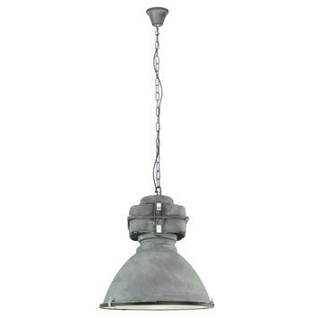 Hanglamp Anouk E27 max. 60 W betongrijs