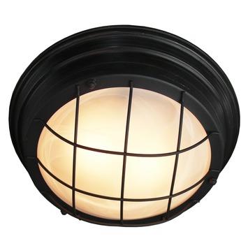 Plafondlamp Typhoon 2xE27 max. 60 W zwart