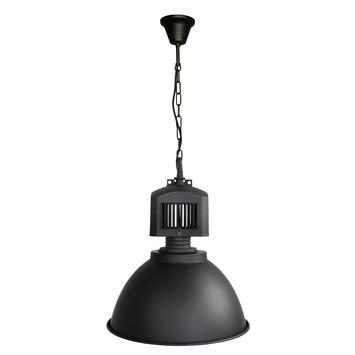 Hanglamp Blake E27 max. 60 W zwart