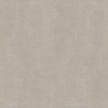 Vliesbehang extra breed Linnen uni met glans zand (103784)