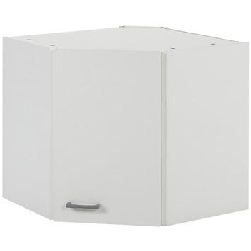 Optifit Klassik60 hoekwandkast met 1 deur 57,6x60x34,6 cm