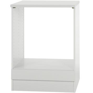 Optifit Klassik60 ovenkast 84,5x60x60 cm met werkblad