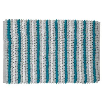 Sealskin Bright badmat petrol 50x80 cm