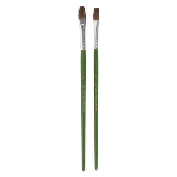GAMMA penselenset 3-4 mm 2 stuks