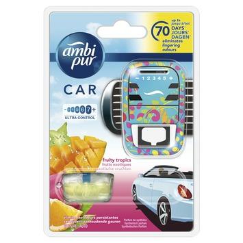 Ambi Pur Car luchtverfrisser fruity tropics