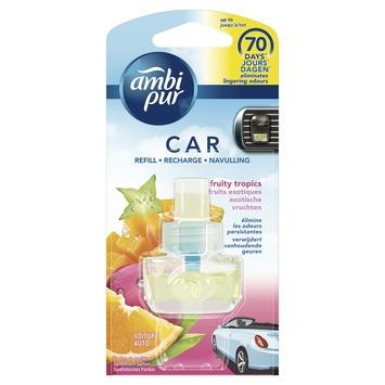 Ambi Pur Car navulling luchtverfrisser fruity tropics