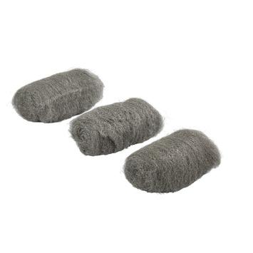 GAMMA staalwolproppen fijn 30 gram 3 stuks