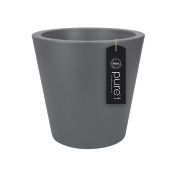 Pot Pure Straight Elho 35 cm anthracite
