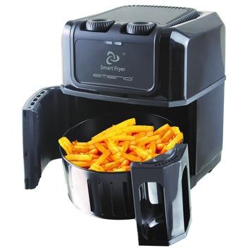 Emerio Smart fryer friteuse 1500 watt, 3,5 Liter zwart