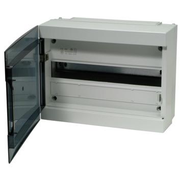 Coffret vide Vynckier Fix-O-Rail 18 modules