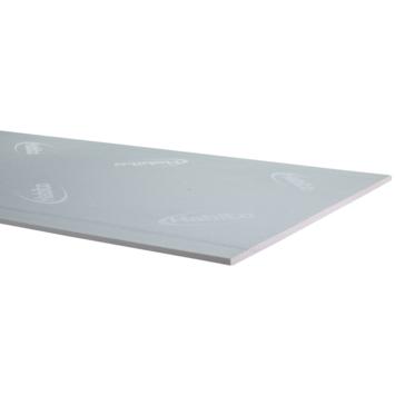 Plaque de plâtre Habito Gyproc 12,5 mm 260x60 cm