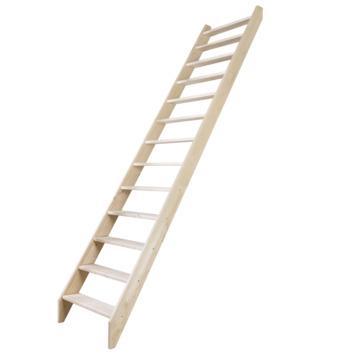 Escalier de meunier OMS Optistep largeur 65 cm x hauteur 290 cm