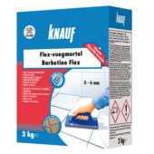 Knauf flex voegmortel wit 2 kg