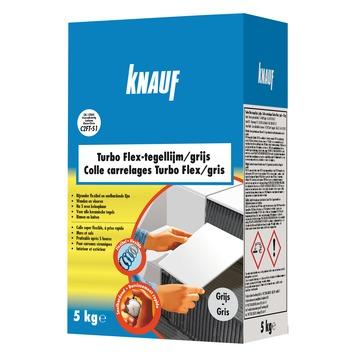 Colle carrelage flex turbo Knauf 5 kg