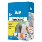 Colle carrelage et contruction Knauf 5 kg gris