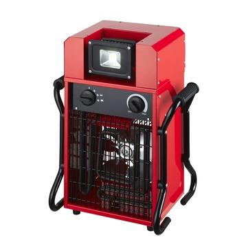 Werkplaatskachel 3300 W met LED verlichting 10W