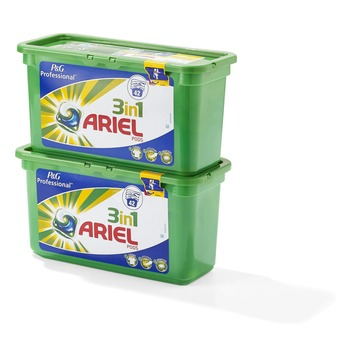Ariel professional Pods 3-en 1 regular 2x42/ 84 lavages