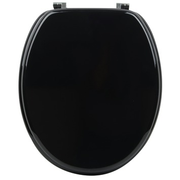 Handson Matias wc bril zwart MDF