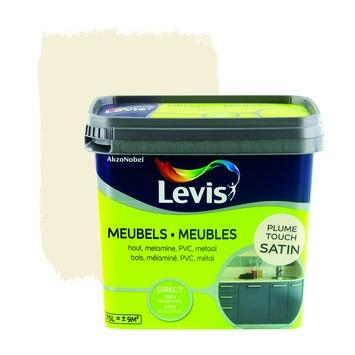 Levis opfrisverf meubels zijdeglans plume 750 ml