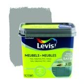 Levis opfrisverf meubels zijdeglans zink 750 ml
