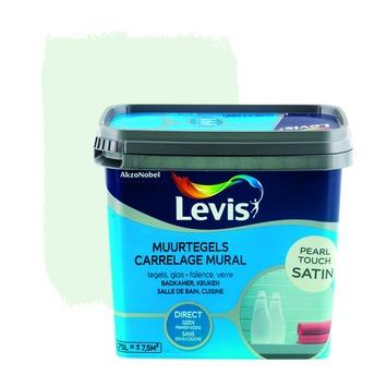 Levis opfrisverf muurtegels zijdeglans pearl 750 ml