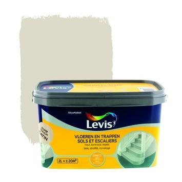 Levis opfrisverf vloeren en trappen zijdeglans duin 2 L