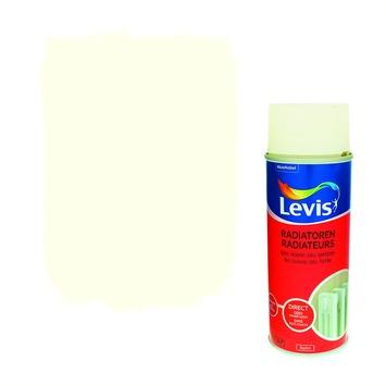 Levis opfrisverf radiator zijdeglans canvas 400 ml