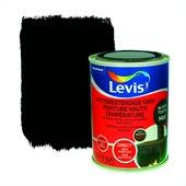 Un coup de neuf Levis peinture refractaire mat noir 250 ml