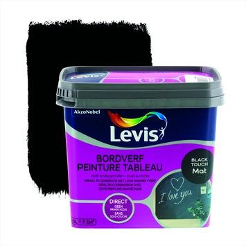 Un coup de neuf Levis peinture tableau mat noir 500 ml