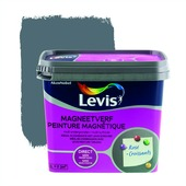 Peinture magnetique Un coup de neuf Levis mat 500 ml gris