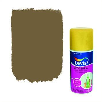Levis opfrisverf decospray metallic gold 150 ml
