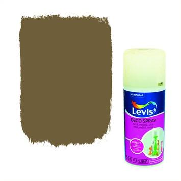 Levis opfrisverf decospray glitter gold 150 ml