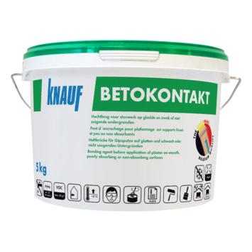Knauf Betokontact voorstrijkmiddel 5 Kg