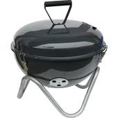 Barbecue à charbon de bois gris