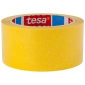 Tesa tapijttape extra sterk 10 m x 50 mm geel