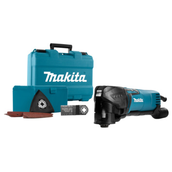 Outil multi-fonctions Makita TM3010CX15 320 W