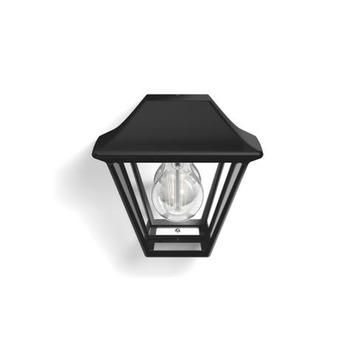Applique Alpenglow Philips E27 ampoule non fournie max. 42 W noir