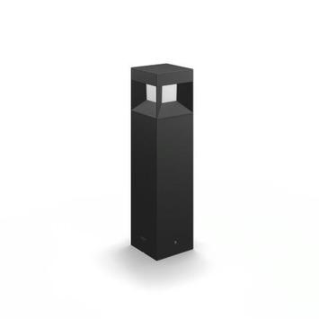 Éclairage sur socle Parterre Philips LED intégrée 9 W noir