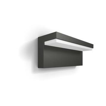 Applique Bustan Philips LED intégrée 4,5 W gris