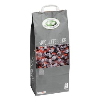 Briquettes 5 kg outdoor chef