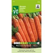VT bio wortelen Nantes 4 gram