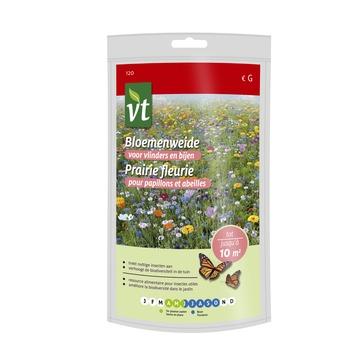 VT bloemenweide voor bijen en vlinders 15 gram