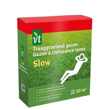 Semences gazon slow VT 1,5kg