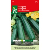 VT courgette black beauty superba 2 gram