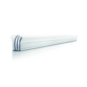 Luminaire TL Philips Shelline LED intégré  10 W 900 Lm 3000 K blanc chaud