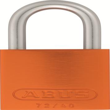 Cadenas Abus 72/40 orange