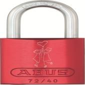 Cadenas Abus 72/40 rouge lovelock