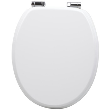 Abattant WC Handson Antero MDF blanc soft-close