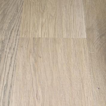 Stratifié Confort chêne huilé blanc GAMMA 7 mm 2,25 m²